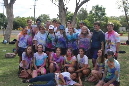 Colour Run - Cross Country
