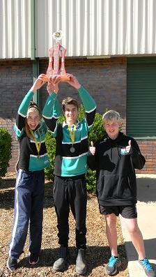Swimming Carnival - Congratulations Tobruk